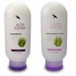 Shampoing/ Après-shampoig Aloe-jojoba  RÉF: 260/261